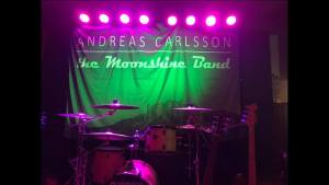 Andreas Carlsson & the moonshine band