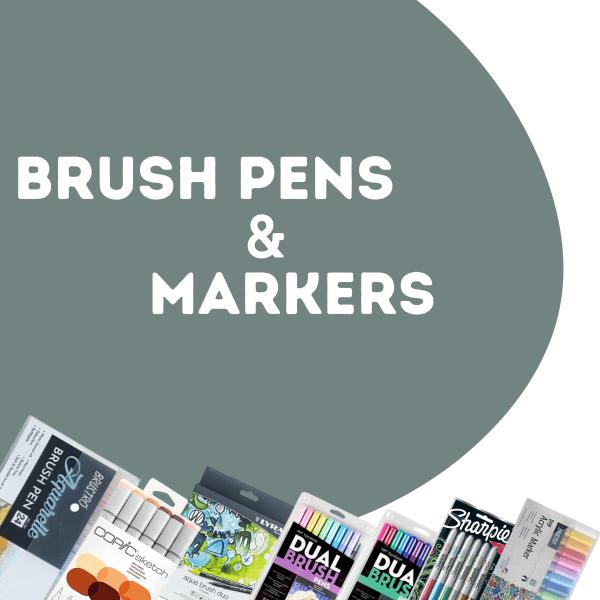Brush Pen   Markers