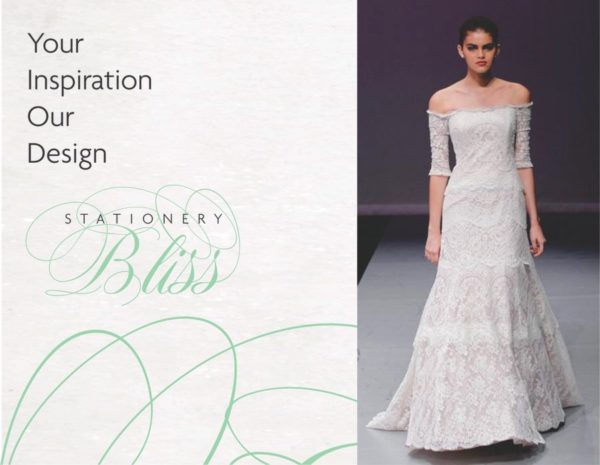 Your Inspiration Our Design