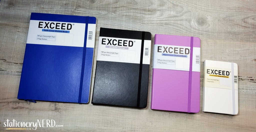2019 Exceed Notebook at Walmart