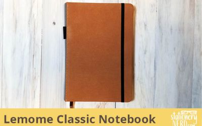 Lemome Thick Classic Notebook