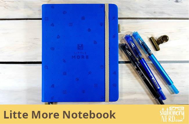 Little More Notebook