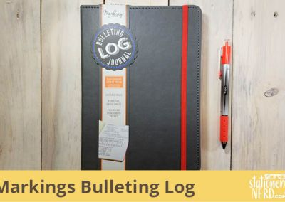 Markings Bulleting Log Journal