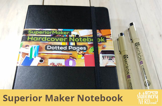 Superior Maker Essentials Notebook