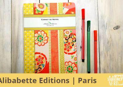 Alibabette Editions Paris La Vie Est Belle Journal