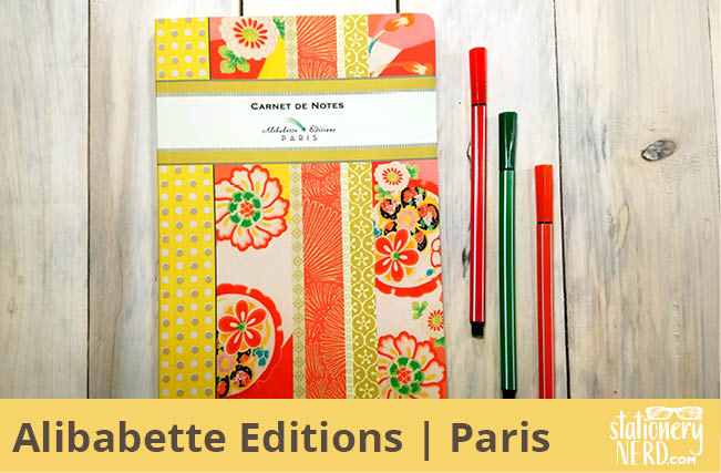 Alibabette Editions Paris La Vie Est Belle Journal
