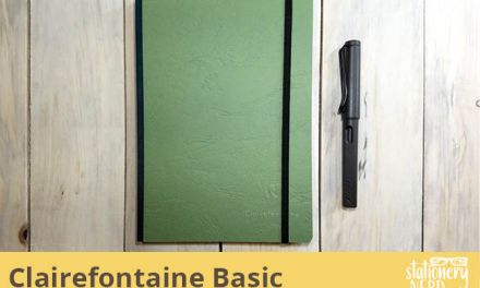 Clairefontaine Basic Cloth Bound Notebook