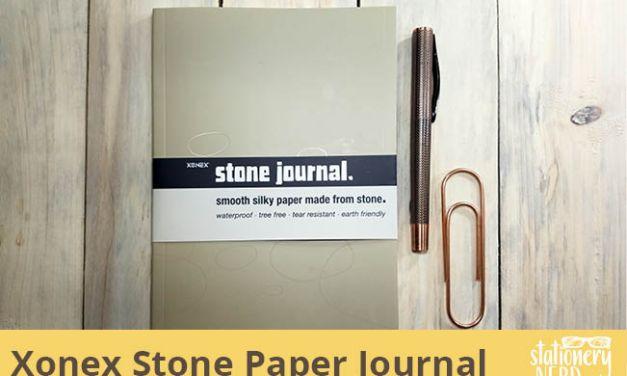 Xonex Stone Journal