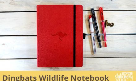 Dingbats Wildlife Medium A5+ Notebook