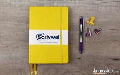 Scrivwell Dotted Journal Review