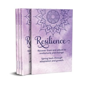 Word of the Year Planner Resilience