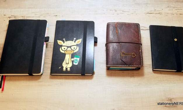 Year in Review – My Journaling was a Hot Mess in 2018
