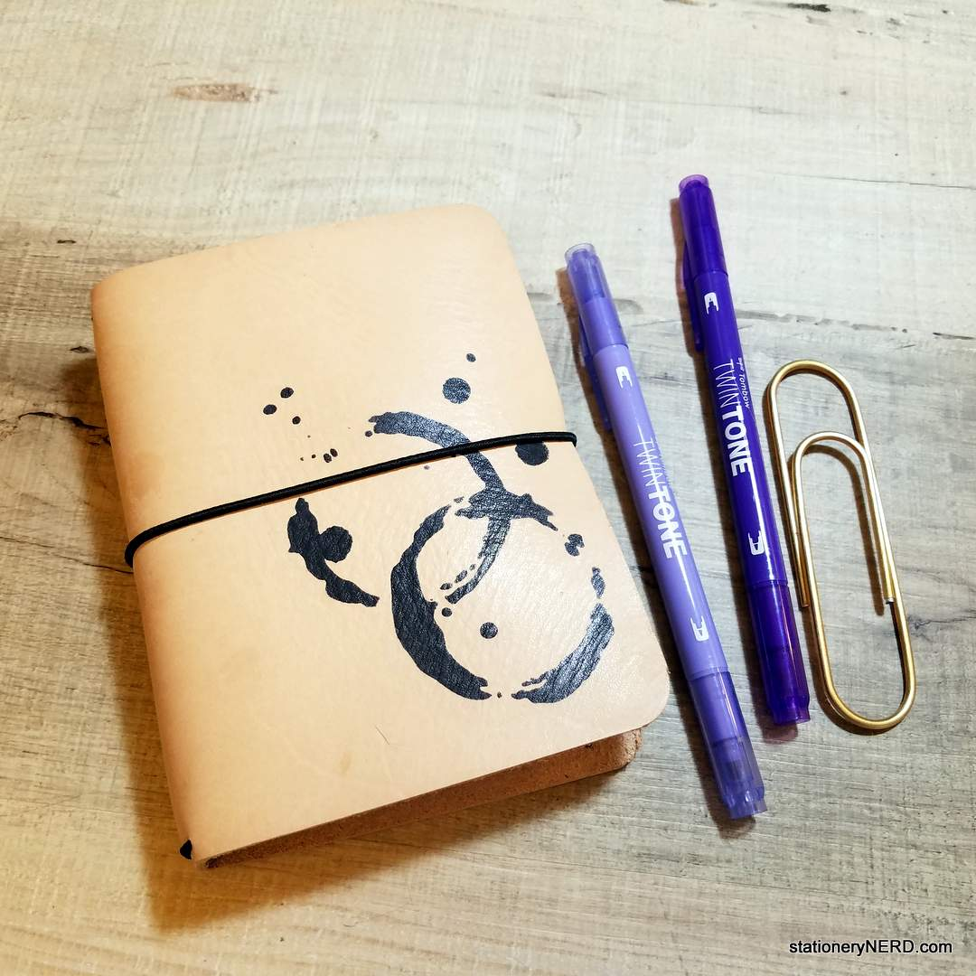 Travelers Notebook by Tyrian Design