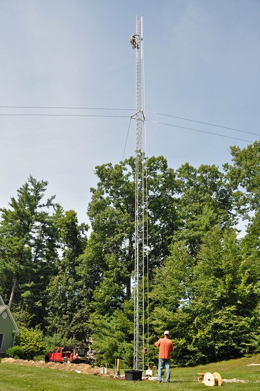 Tower Compete to 90 ft