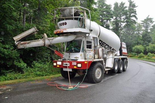 Redi-mix Cement Mixer