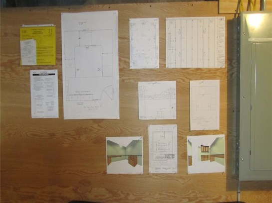 Plans for our New Shack