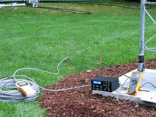 DB36 Test Setup
