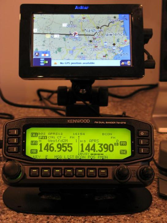 APRS Station Part 2 – Dedicated Antenna and Always-On PC