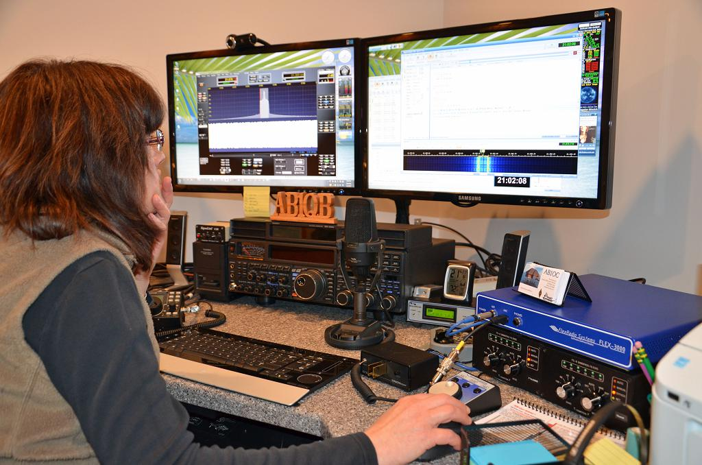 Amateur Radio Station Wb4omm: Setting Up And Using A Software Defined Radio
