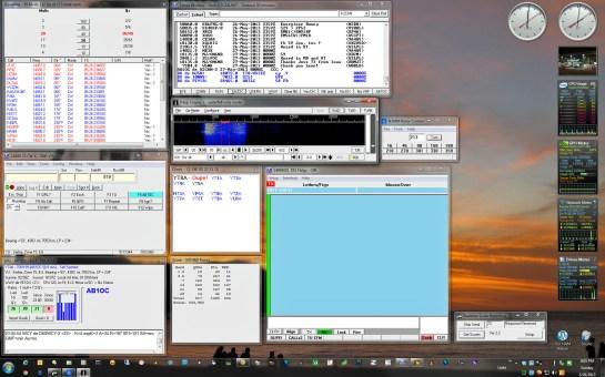 2013 CQ WPX CW N1MM Setup