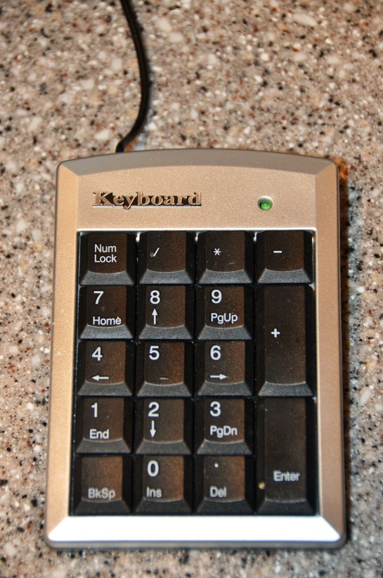 Station Master Deluxe Keypad