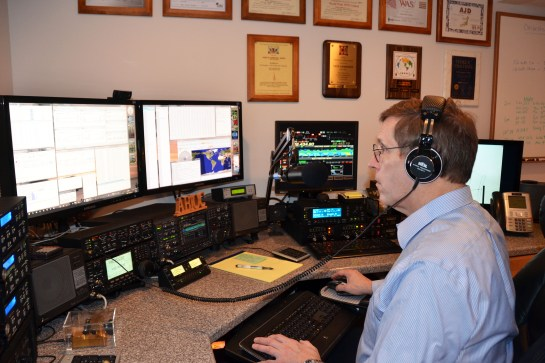 AB1OC Operating In CQ WPX SSB