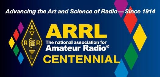 ARRL Centennial Celebration Logo