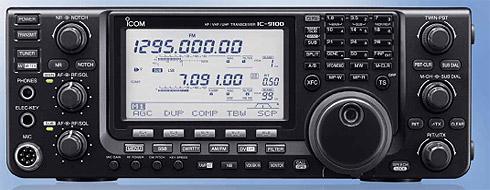 Icom IC-9100 Transceiver