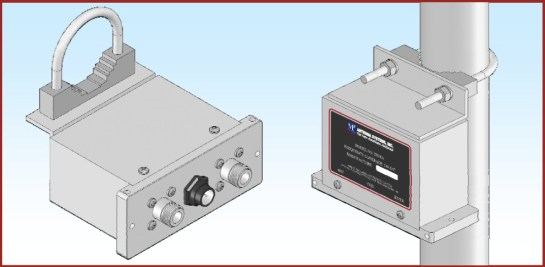 M2 Antenna System 2M Low-Noise Preamplifier