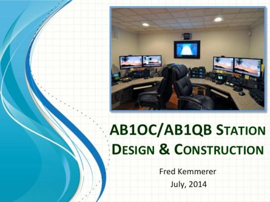 Station Design Presentation