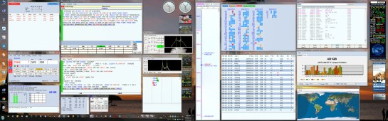 AB1QB Enters The 2014 JARTS RTTY Contest – Our First Use Of