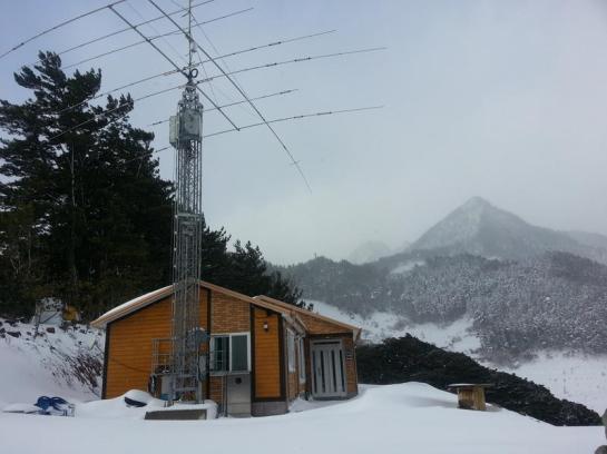 HL4FUA Antennas