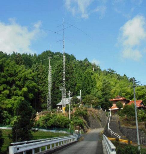 JA4FHE's Antennas
