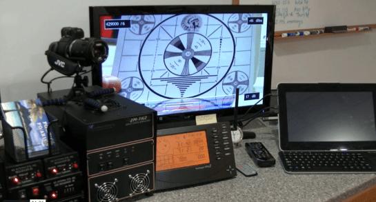 Digital ATV System User Interface