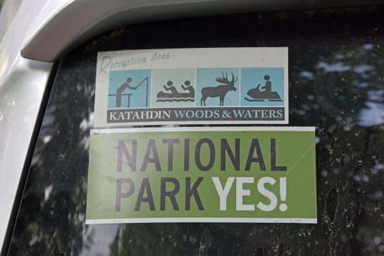 National Park Yes!