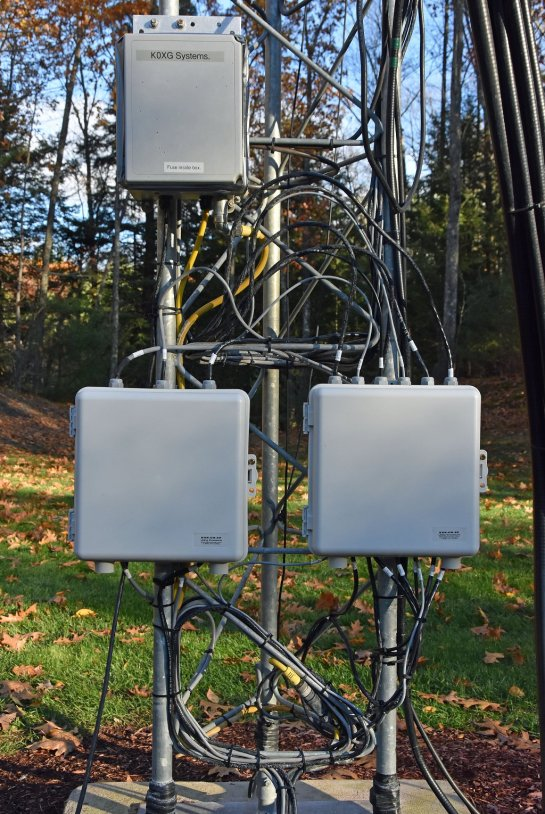 Tower Control Cable Interconnects (Bottom Two Gray Boxes)