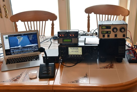 Satellite Station Transceiver and Related Equipment
