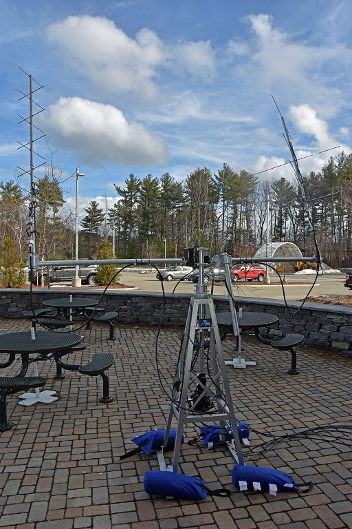 Satellite Antennas Setup Portable