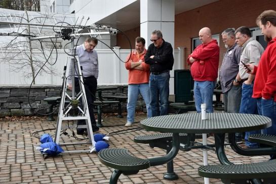 Explaining Satellite System to License Class