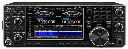 Icom IC-7610 SDR-Based Transceiver