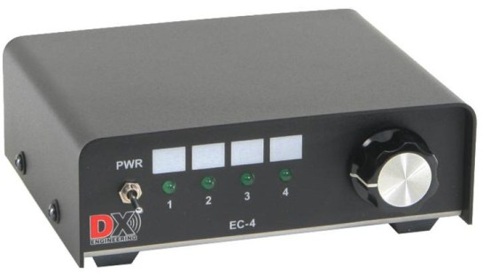 DXEngineering EC-4 Control Box