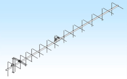 M2 Antenna Systems 436CP30
