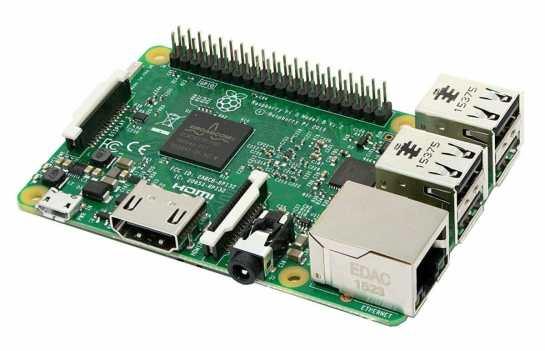 Rapberry Pi 3