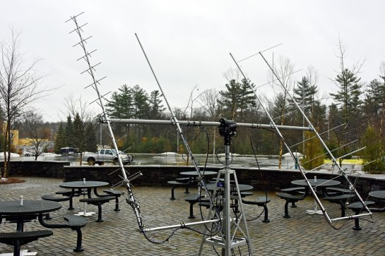 Tech Class 3.0 Portable Satellite Antenna Test
