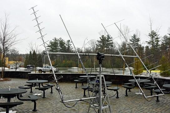 Tech Class 3.0 Portable Satellite Antenna Test