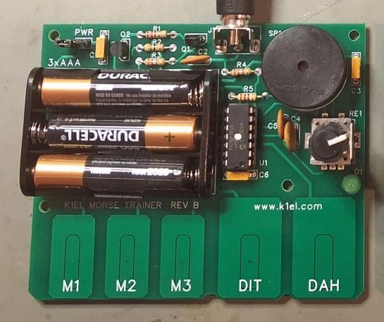 Morse Trainer Kit