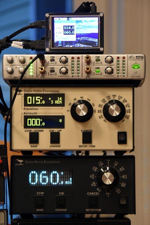 Rotator Controls