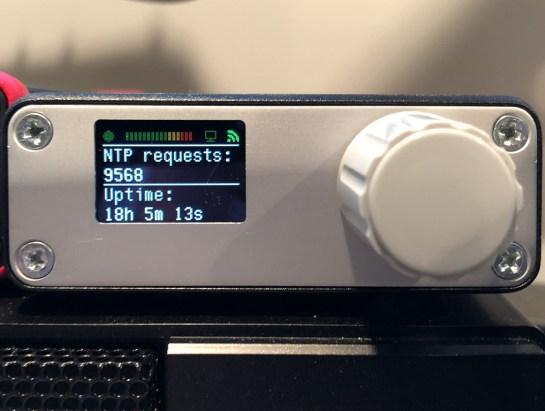 GPS NTP