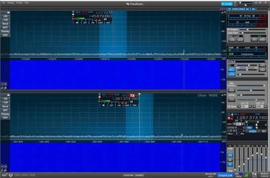 Satellite SDR