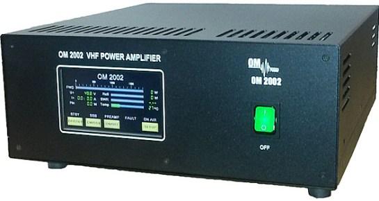 OM power OM2002+ 2m Amplifier
